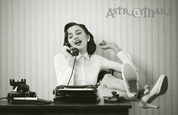 Psychic telephone readings